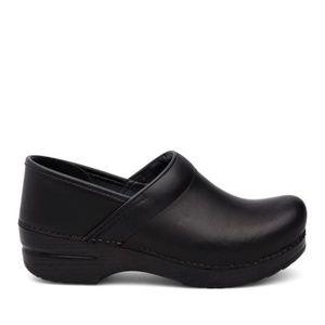 Black Dansko Clogs  Non Slips Kitchen Shoes